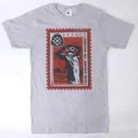 (M) レイジアゲンストザマシーン POSTAGE STAMP Tシャツ 新品 オフィシャルライセンス 【メール便可】