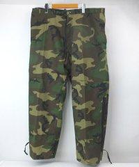 (LS) ECWCS  パンツ ウッドランドカモ デッドストックB シミ 米軍 実物