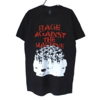 (L) レイジアゲインストザマシーン SKELTON HEADS Tシャツ (新品)【メール便可】