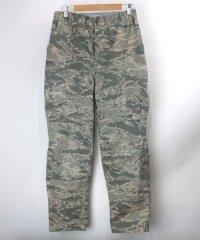 USAF エアフォースカモ パンツ 表記32R 米軍 実物