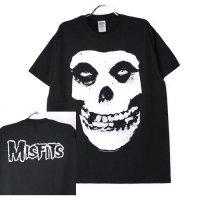 (M) ミスフィッツ Skull Tシャツ(新品)【メール便可】