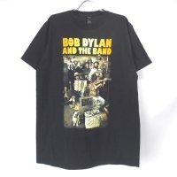 (L) ボブディラン アンド ザ・バンド BASEMENT TAPES Tシャツ(新品)【メール便可】