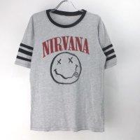 ニルヴァーナ リンガー Tシャツ  【メール便可】