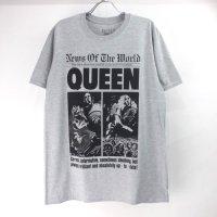 (M) QUEEN クイーン NEWS OF THE WORLD 40th Tシャツ (新品) 【メール便可】