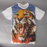 タイガー バックブルー sure Tシャツ (L)【メール便可】