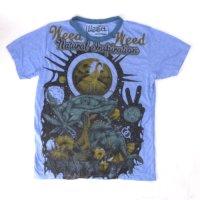 Natural Inspiration weed Tシャツ (M)【メール便可】