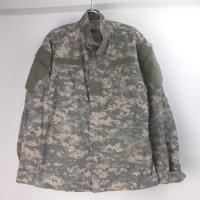 (SL) ACU カモ ミリタリーシャツジャケット 米軍