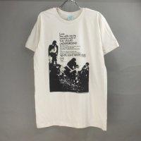 (M) ヴェルヴェットアンダーグラウンド come step softly Tシャツ (新品) 【メール便可】