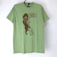 (L) フランクザッパ Kill your mama Tシャツ (新品) 【メール便可】