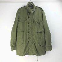M-65 フィールドジャケット セカンド アルミジップ ( SR ) 米軍実物 古着