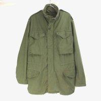 M-65 フィールドジャケット アルミジップ セカンド SR 米軍実物 古着