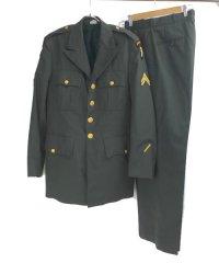 U.S.ARMY オフィサー スーツ上下セット 米軍 実物