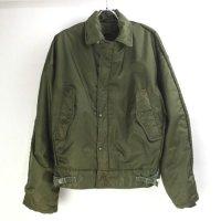 ECW ナイロン デッキジャケット  60's SMALL   米軍 実物