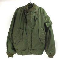 NAVY DEPARTMENT  初期型 ナイロン デッキジャケット  50's MEDIUM   米軍 実物