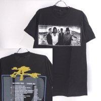 (M) U2 JOSHUA TREE オフィシャル Tシャツ ヨシュアトゥリー 新品【メール便可】