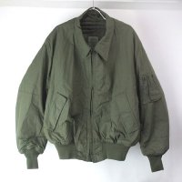 【XLR】 CVC ノーメックス タンカース ジャケット デッドストック 米軍 実物