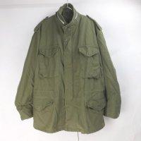 M-65 フィールドジャケット セカンド アルミ LR 米軍