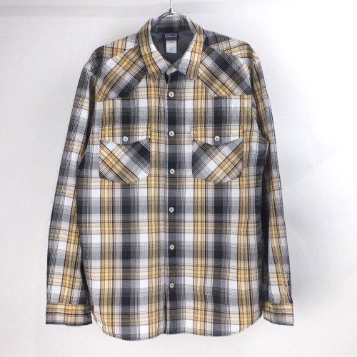 パタゴニア patagonia チェックシャツ