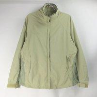 コロンビア ナイロンジャケット WOMAN ライトグリーン Columbia