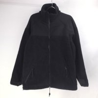 ECWCS  ポーラテック フリースジャケット BLACK (S) USED 米軍 実物