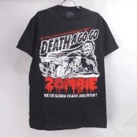 (M) ロブゾンビ Zombie Crash Tシャツ (新品) 【メール便可】