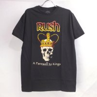 (M) ラッシュ A FAREWELL TO KINGS Tシャツ (新品) 【メール便可】