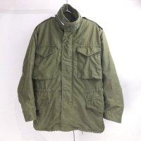 M-65 フィールドジャケット  セカンド グレーライナー(SS) 米軍 実物