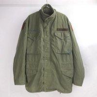 M-65 フィールドジャケット  最初期  ファースト 1st. Infantry Div. (MR) 米軍 実物