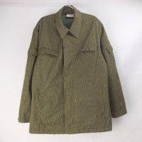 東ドイツ軍 レインドロップカモ 中綿 ジャケット