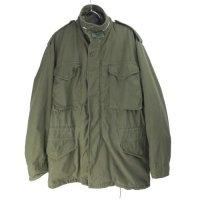 M-65 フィールドジャケット セカンド グレーライナー MR 米軍 実物