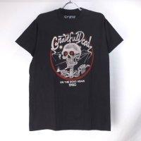 グレイトフルデッド ON THE ROAD AGAIN Tシャツ 【L】  【新品】 オフィシャル【メール便可】