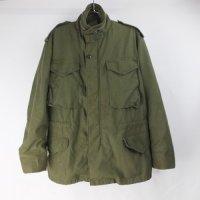 M-65 フィールドジャケット セカンド アルミジップ SS 米軍 実物
