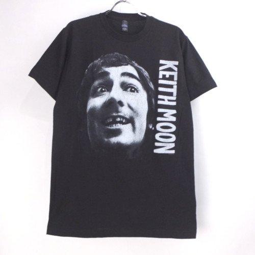 (M) キースムーン WHO Tシャツ (新品) 【メール便可】