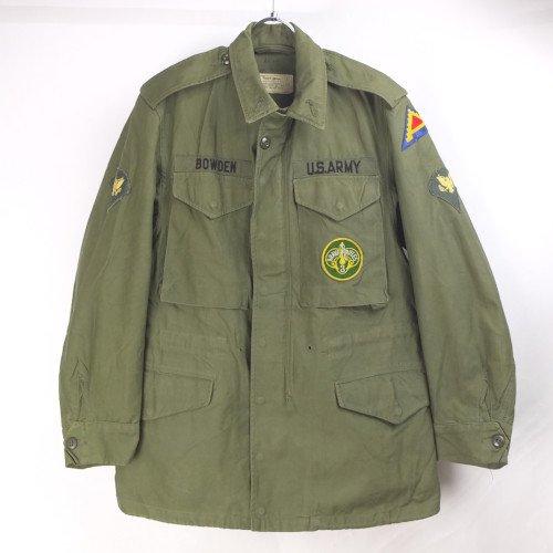 M-1951 フィールドジャケット  SS 米軍 実物
