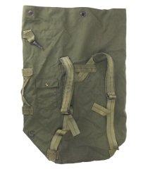 米軍 ダッフルバッグ ナイロン ダブルストラップ #15