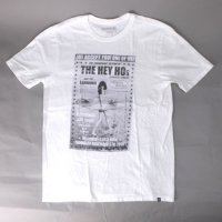 ラモーンズ Hurley  Tシャツ  古着【メール便可】