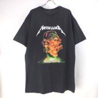 メタリカ 2017ツアー Tシャツ  古着【メール便可】