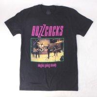 (M) バズコックス BUZZCOCKS SINGLES GOING STEADY Tシャツ(新品)【メール便可】