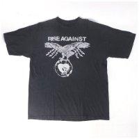ライズアゲインスト the Endgame Tour 2011 Tシャツ 古着 大きいサイズ【メール便可】