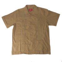 (MBRN/S) Maximos マキシモス キューバシャツ (新品) 半袖  【メール便可】