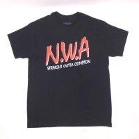 (L) N.W.A. STRAIGHT OUTTA COMPTON Tシャツ (新品)【メール便可】