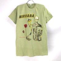 (L) ニルヴァーナ  INCESTICIDE Tシャツ (新品B品リペア)  オフィシャル【メール便可】