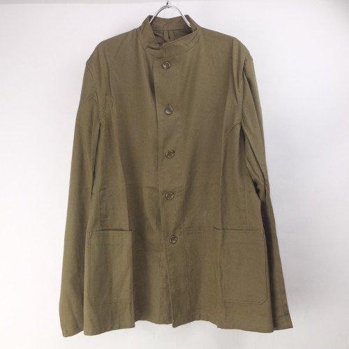 チェコ軍 マオカラー ワークジャケット #4 デッドストック