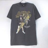(XL) AC/DC HIGH VOLTAGE Tシャツ (新品) オフィシャル 【メール便可】