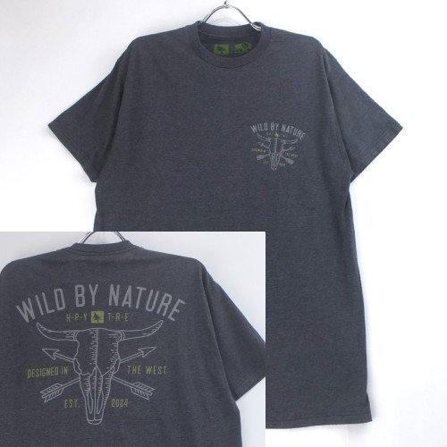 WILD BY NATURE Tシャツ 古着【メール便可】