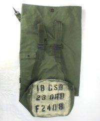 米軍 ダッフルバッグ ナイロン ダブルストラップ