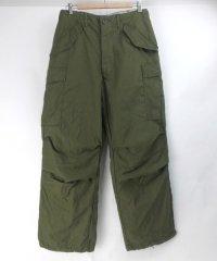 米軍 M-65 フィールドパンツ SR 実寸W31