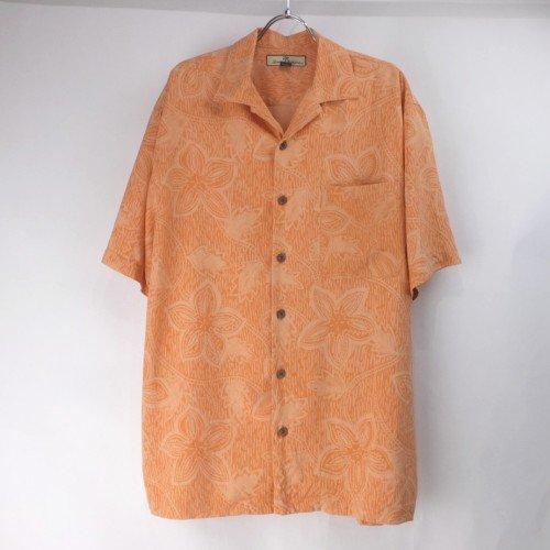 トミーバハマ 半袖 シルクシャツ#11Tommy Bahama【メール便可】
