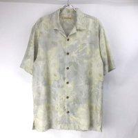 トミーバハマ 半袖 シルクシャツ#14 Tommy Bahama【メール便可】