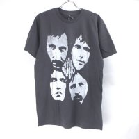 (M) フー THE WHO DISTRESSED 4 FACES Tシャツ (新品) 【メール便可】